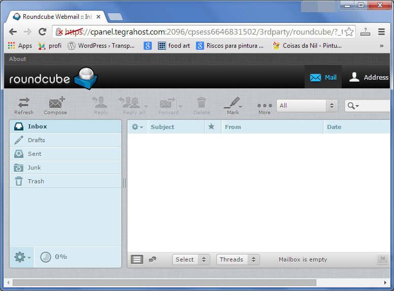 آموزش استفاده از ایمیل اختصاصی در cPanel